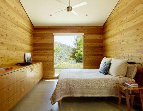 2018木屋別墅圖片 小木屋室內圖片 小木屋設計圖片