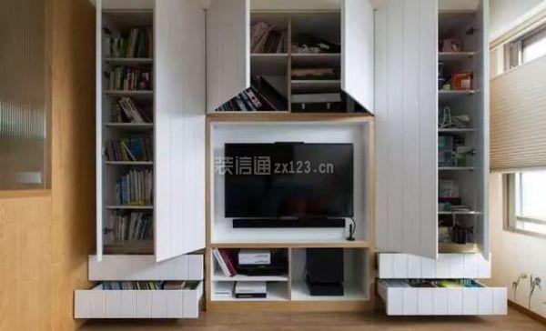 电视背景墙应该如何设计?阳泉2018最新电视背景墙装修