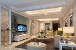 現代風格170平米四居客廳電視柜裝修效果圖