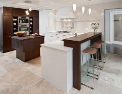 高級別墅家庭廚房裝飾設計圖大全