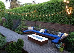2018花園庭院設計平面圖 別墅花園庭院設計