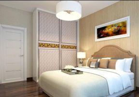现代卧室衣柜图片 现代卧室衣柜装修效果图大全