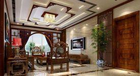 中式客廳吊頂技巧 中式客廳吊頂注意事項