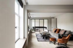 大房子簡約現代客廳設計圖片一覽