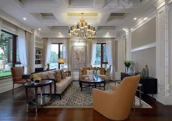 大房子別墅客廳裝飾設計圖片