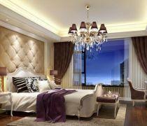 欧式风格装修设计卧室设计