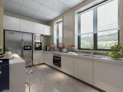 輕奢風格室內廚房灶具裝修圖片2018