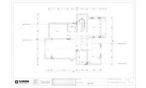 2018套房裝修平面圖 2018室內裝修平面圖設計