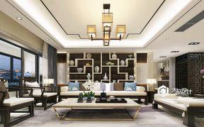 新中式客廳裝修設計 新中式客廳裝修圖