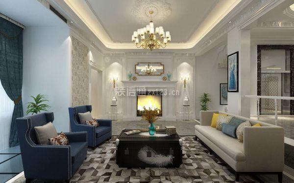 美式轻奢家具搭配 美式轻奢家具品牌介绍图片