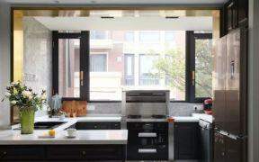 復式廚房裝修 2018復式廚房裝飾效果圖