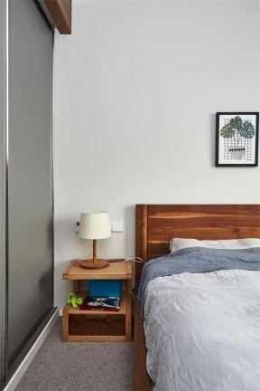 2018北歐風格臥室床背景效果圖 2018北歐風格臥室床頭設計效果圖