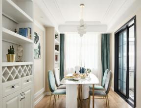 2018家庭餐廳酒柜裝修設計圖 裝修餐廳酒柜圖片 裝修餐廳酒柜