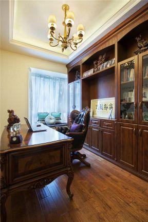 躍層書房裝修效果圖 躍層書房裝修效果