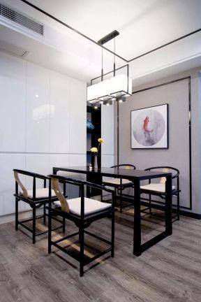 2018新中式餐厅吊灯造型设计