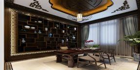 中式風格茶室裝修效果圖 2018中式風格茶室設計