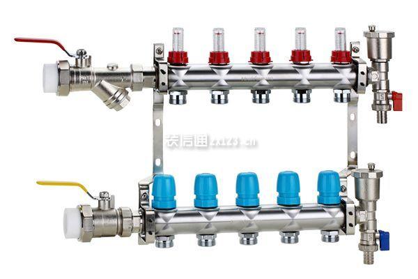 【浩然装饰】地暖分水器怎么用 地暖分水器的使用技巧