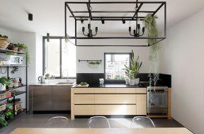 開放式廚房裝修大全 開放式廚房裝修案例