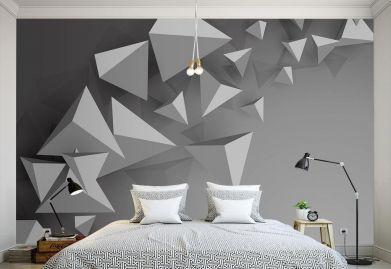 立体墙纸怎么样 立体墙纸适合装哪里