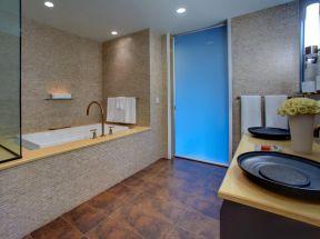 衛生間浴缸設計 衛生間浴缸效果圖