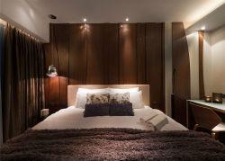 2018家庭臥室整體色彩搭配設計圖片