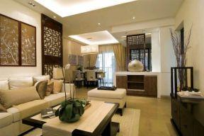 2018新中式風格客廳家裝圖 新中式風格客廳裝修效果圖