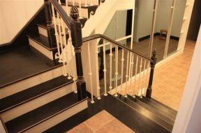2018別墅樓梯裝飾效果圖片 2018別墅樓梯效果圖片