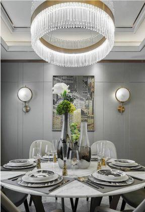 餐廳顏色裝修效果圖 餐廳家裝設計效果圖