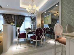 現代風格家庭餐廳吊燈設計圖片大全