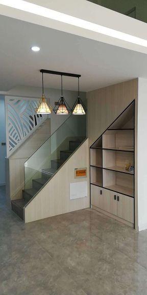 玻璃扶手設計效果圖 室內柜子設計圖 2018室內柜子設計效果圖