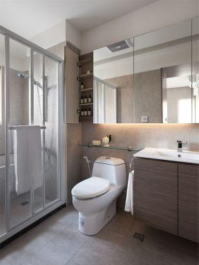 2018衛生間鏡子裝修圖片 2018衛生間鏡子裝修效果圖片