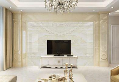 家装电视背景墙材料有哪些?家装电视背景墙风格