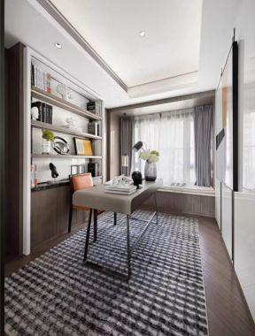 2018家庭書房裝修效果圖 2018家庭書房設計