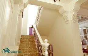 家裝樓梯扶手效果圖片 家用樓梯扶手圖片