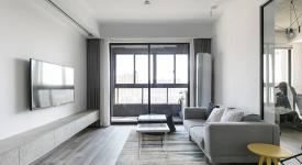想要一個簡單的家 北歐風格小戶型裝修怎么設計