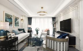 客廳墻面背景 客廳墻面裝飾圖
