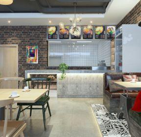 150平米休闲餐馆吧台装修效果图-每日推荐