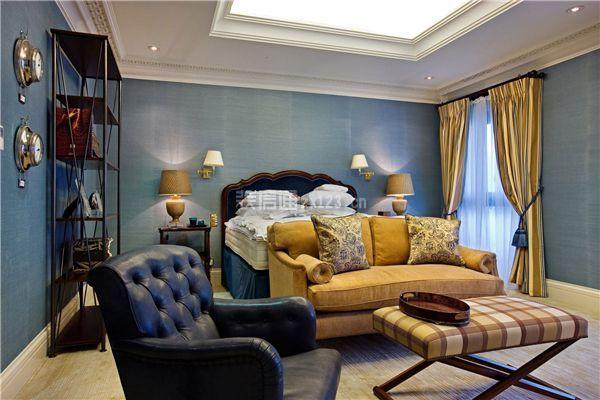 臥室裝修顏色
