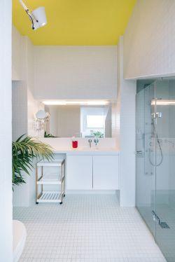 新房別墅簡約衛生間淋浴房裝修