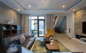 簡約現代風格客廳 現代風格客廳背景設計