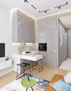 小户型公寓式装修图 小户型公寓房装修