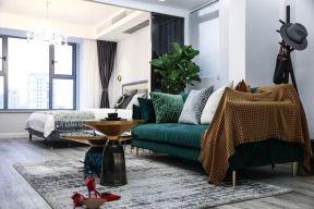 小公寓裝修樣板房圖片 小公司裝修效果圖