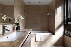 2019家庭衛浴裝修設計 家庭衛浴裝修效果圖