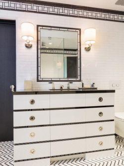 2020家居時尚衛生間墻面壁燈裝飾圖片
