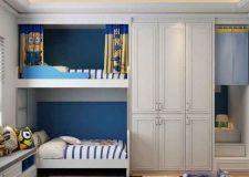 双人儿童房设计装修 二胎房间怎么设计