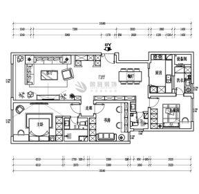 130平米户型设计图-每日推荐