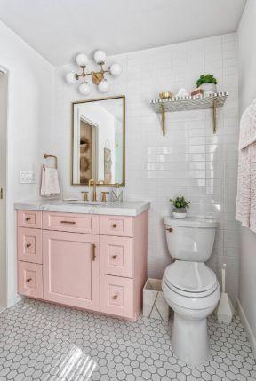 欧式浴室柜组合 2019家装浴室柜图片 2019浴室柜图片 整体浴室柜