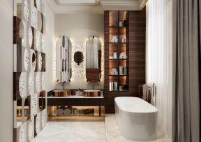 衛浴間裝修風格 整體衛浴間圖片