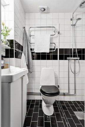 卫生间地砖贴图 欧式风格卫生间装修效果图