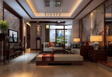 中式风格ballbet贝博网站特点 古典与优雅并存